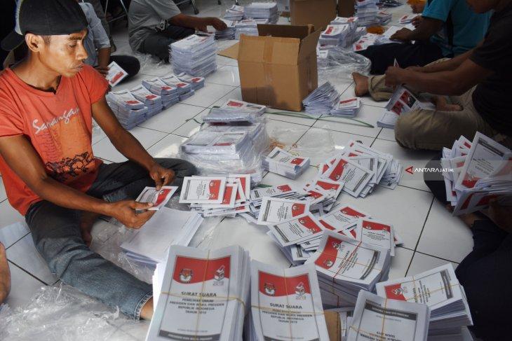 Evaluasi Pemilu 2019, politik uang dan DPT jadi catatan Bawaslu Kota Madiun
