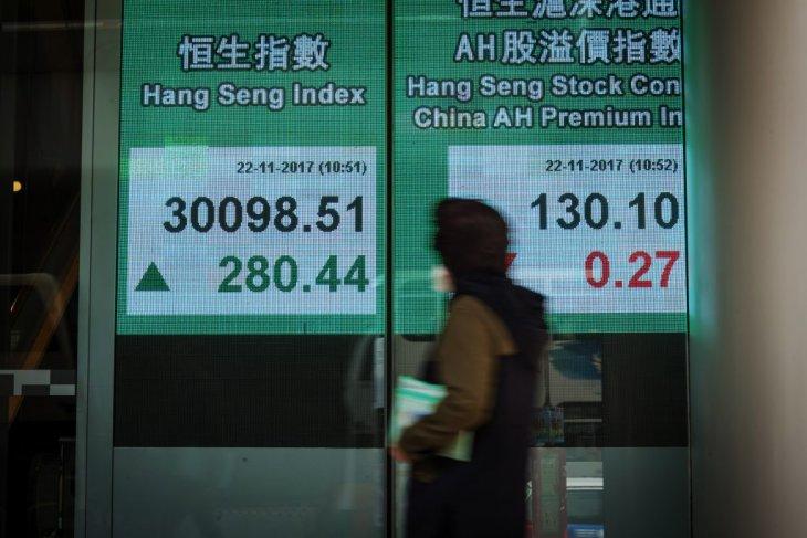 Bursa saham Hong Kong dibuka 0,70 persen