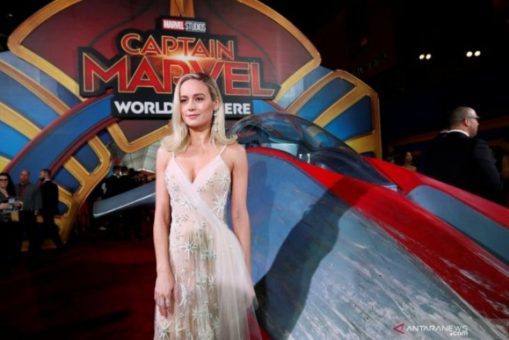 Pemutaran Perdana Film Captain Marvel