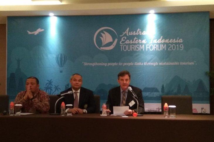 Tourism ministry targets Makassar-Australia direct flights in 2020