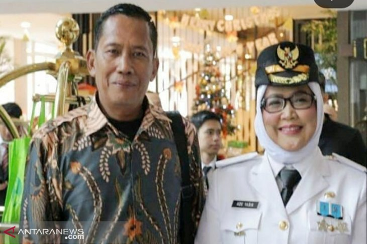 Pengawal setia Bupati Bogor meninggal saat bertugas