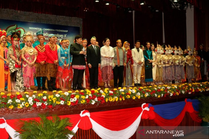 Strengthening Indonesia-Cambodia bilateral relations through culture
