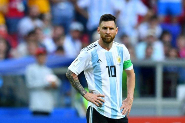 Lionel Messi cedera lagi?
