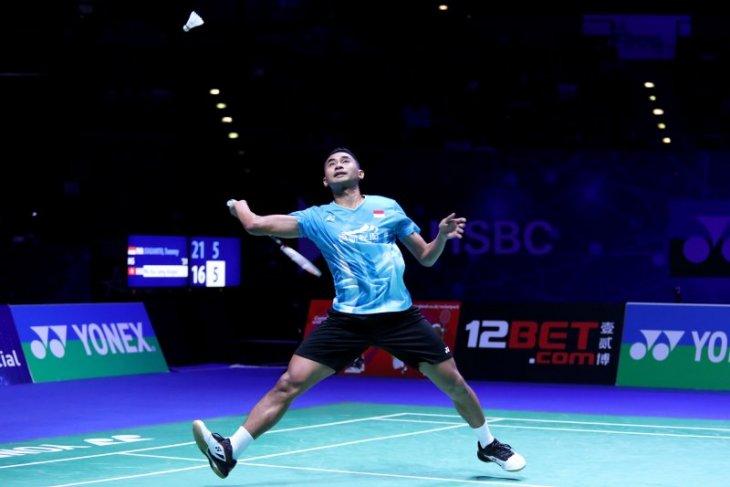 Blibli Indonesia Open, Tommy langsung terhenti pada babak pertama