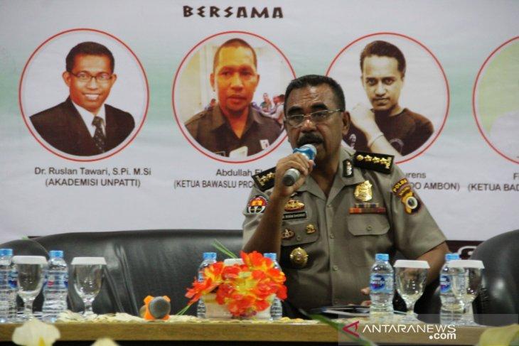 Polda belum ada informasi warga Maluku korban penembakan