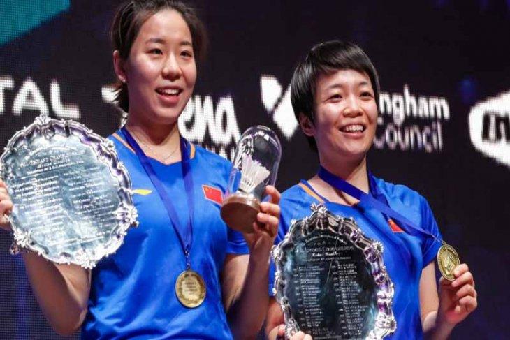 China siap kembali bertanding bulu tangkis setelah pemainnya bebas corona