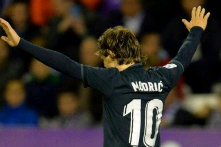 Luka Modric siap-siap hengkang dari Real Madrid