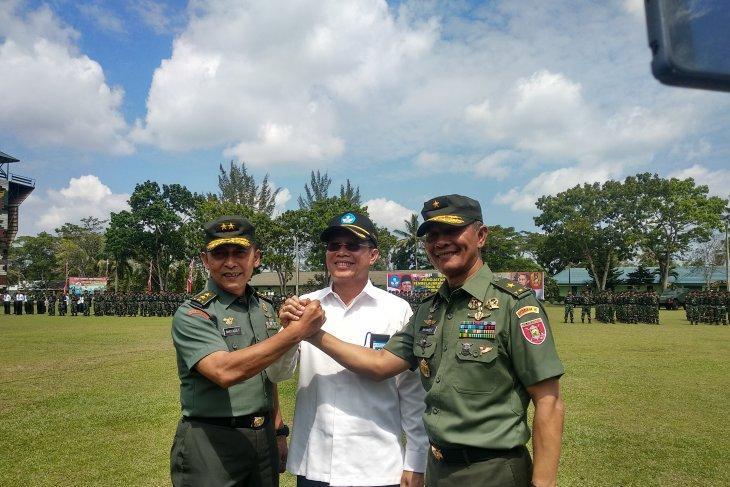 Kemendikbud berikan pelatihan kepada TNI mengajar di daerah perbatasan