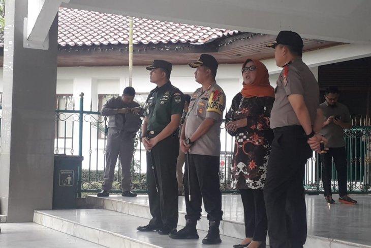 Kapolda Jabar dan Pangdam III/Siliwangi koordinasi pengamanan Pemilu 2019