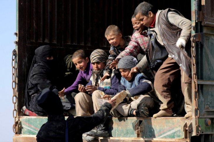 50 warga sipil tewas dalam serangan koalisi pimpinan AS di Suriah