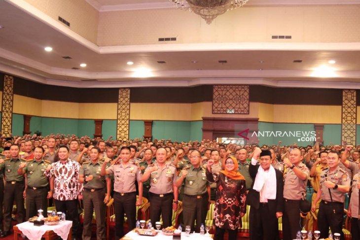 Kapolda Jabar dan Pangdam III/Siliwangi sepakat jaga kondusifitas jelang pemilu