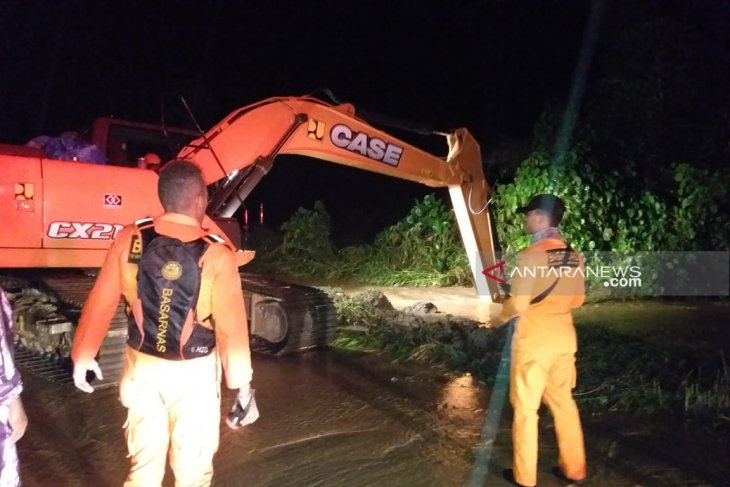 Wasior, Teluk Wondama kembali dilanda banjir