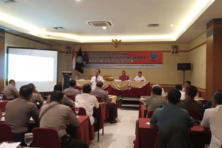 Tiga wilayah di Tulungagung diidentifikasi rawan peredaran narkoba