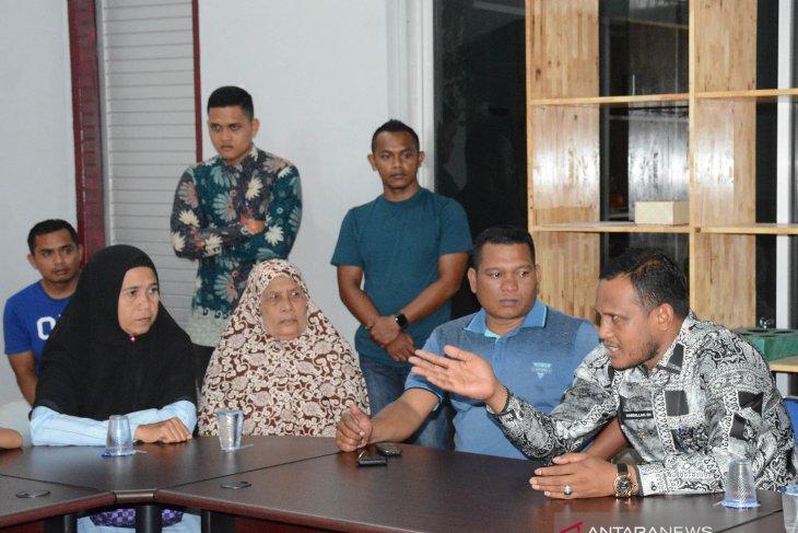 Keluarga minta pemerintah bebaskan nelayan Aceh di Myanmar