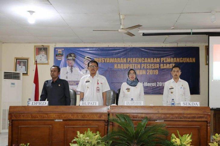 Ini harapan Pemprov Lampung kepada Pesisir Barat