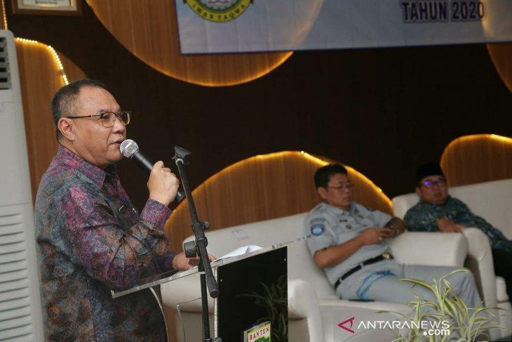 Forum Perangkat Daerah Bapenda Banten samakan persepi tingkatkan pendapatan