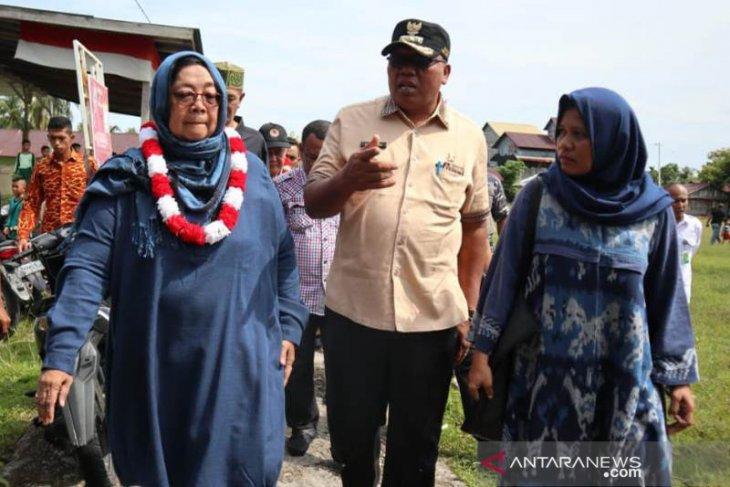 Menteri Siti Nurbaya kunjungi Pulau Banyak
