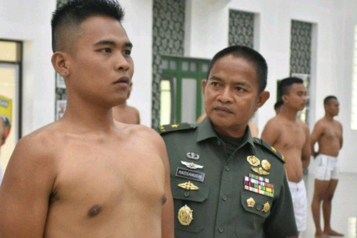 Pangdam I/BB: cegah praktik pungli penerimaan calon prajurit