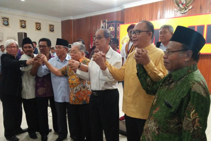 Pimpinan agama di Maluku kutuk penembakan di masjid