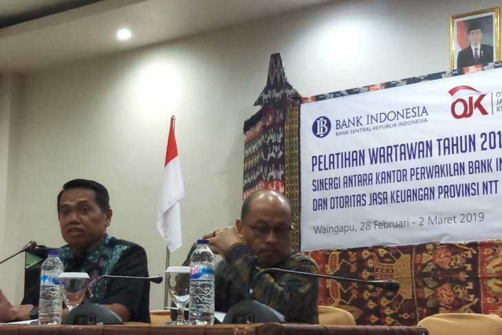 OJK encourages banks in NTT to expand branches