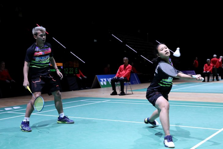 Three Indonesian representatives qualify for the 2019 Swiss Open semifinals