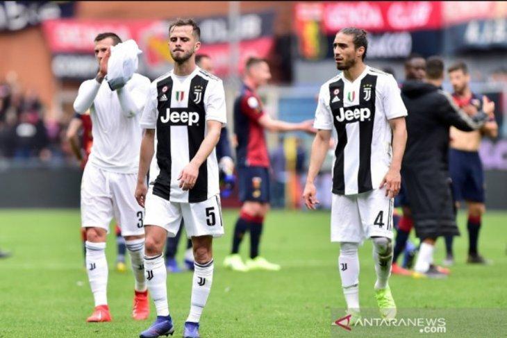 Genoa paksa Juventus derita kekalahan perdana