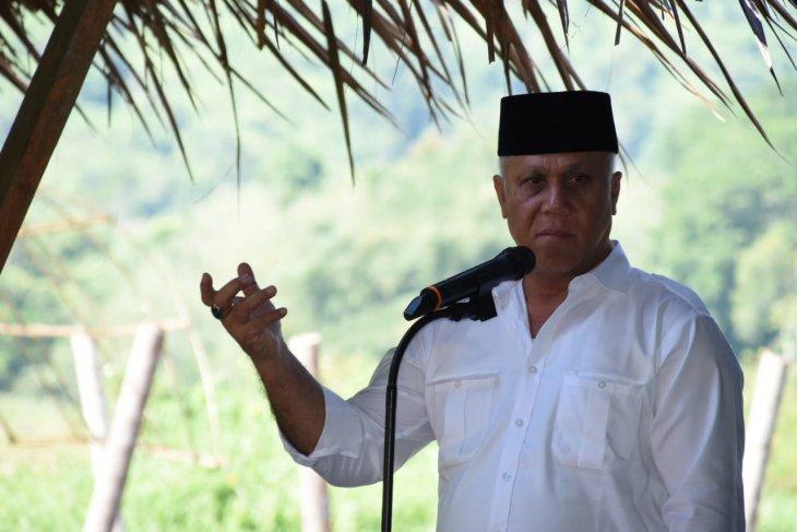 Bupati Aceh Tengah: butuh dukungan semua pihak tagani hama tanaman kopi