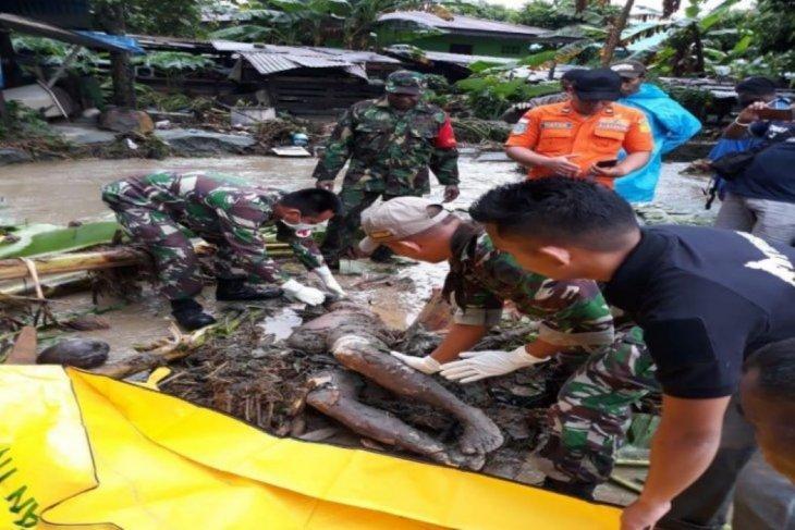 Kembali ditemukan jenazah korban banjir bandang Sentani