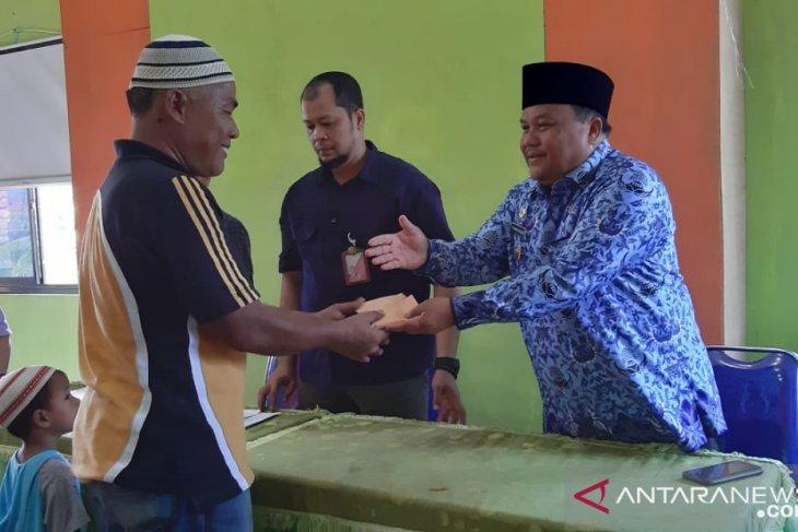 Pemkot Sibolga distribusikan langsung bantuan dari presiden untuk korban bom