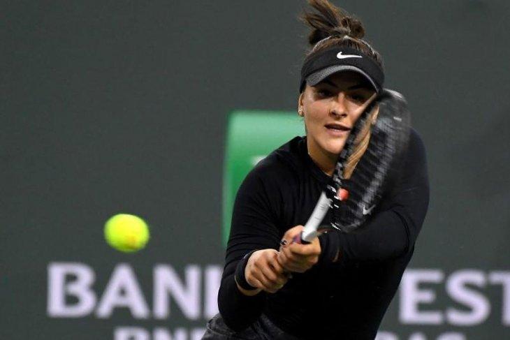 Pemulihan cedera paksa Bianca Andreescu