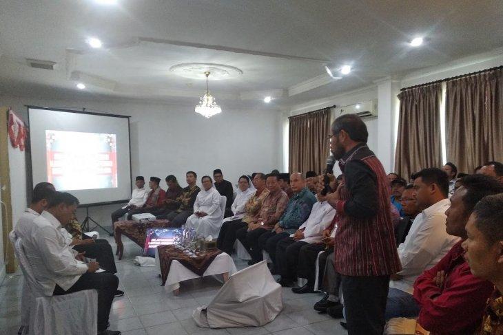 Maraknya pukat trawl di laut Sibolga-Tapteng dilaporkan ke Presiden