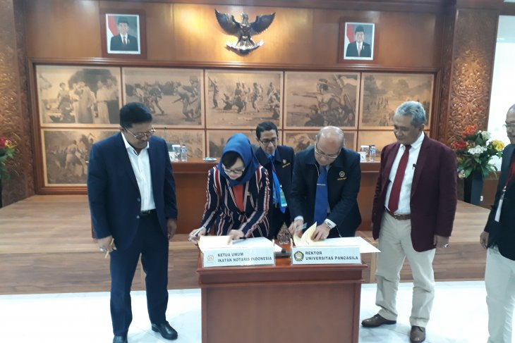 Indonesia akan gelar kongres notaris dunia