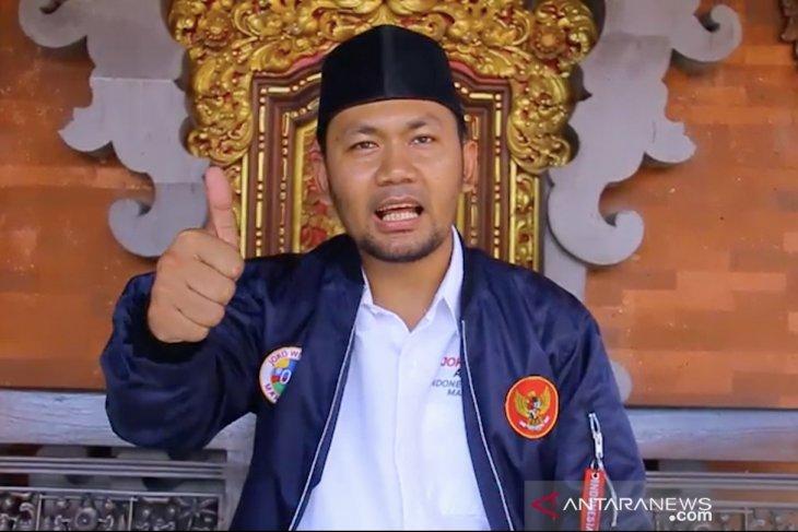 Enzo bisa jadi Duta Taruna Toleran TNI