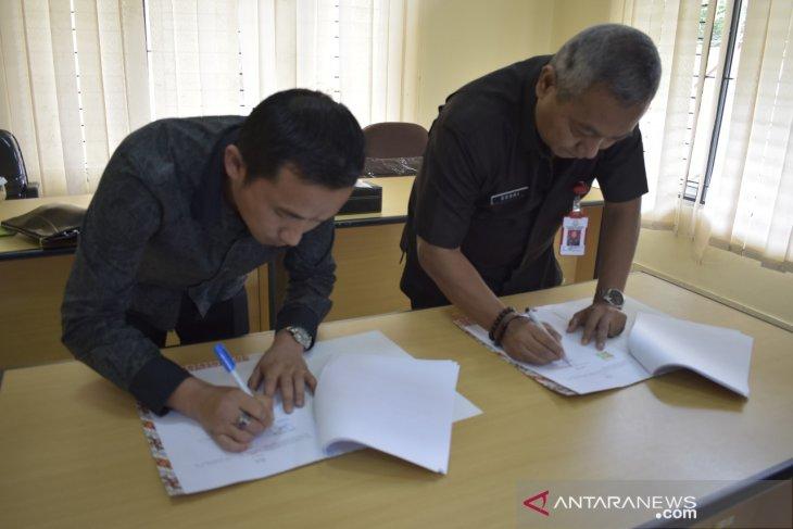 Bawaslu-Kejari Bangka Tengah jalin kerjasama bantuan hukum