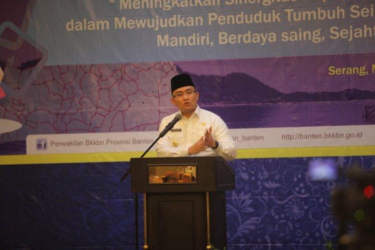 Wagub Banten minta pelayanan KB maksimal untuk warga miskin