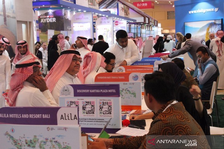 Indonesia trabaja para atraer turistas de Arabia Saudita
