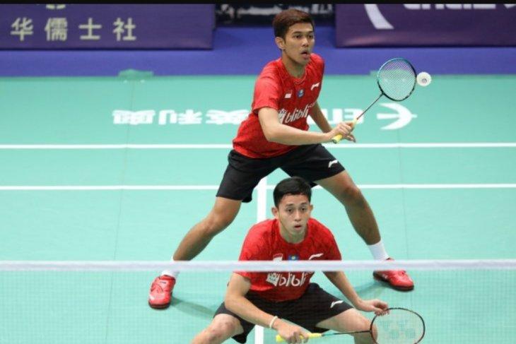 Fajar-Rian gagal teruskan perjuangan final Malaysia Open