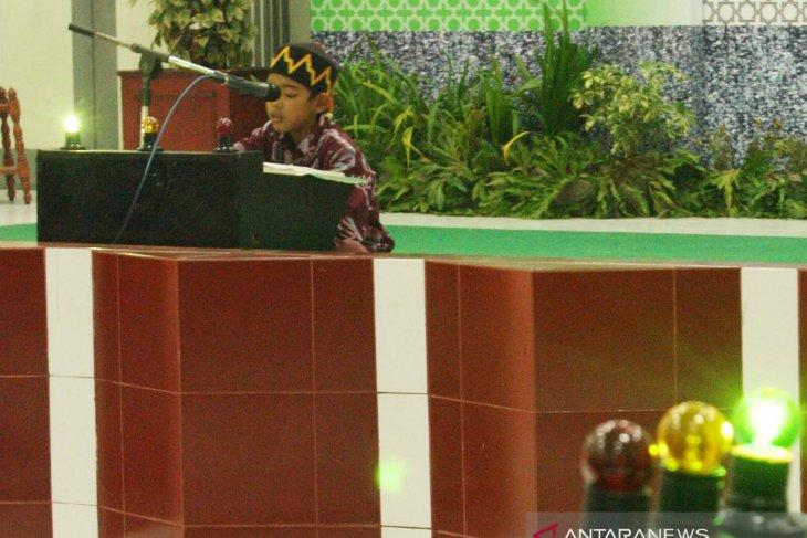Bocah asal Kabupaten Bogor juara pertama MTQ Internasional di Qatar