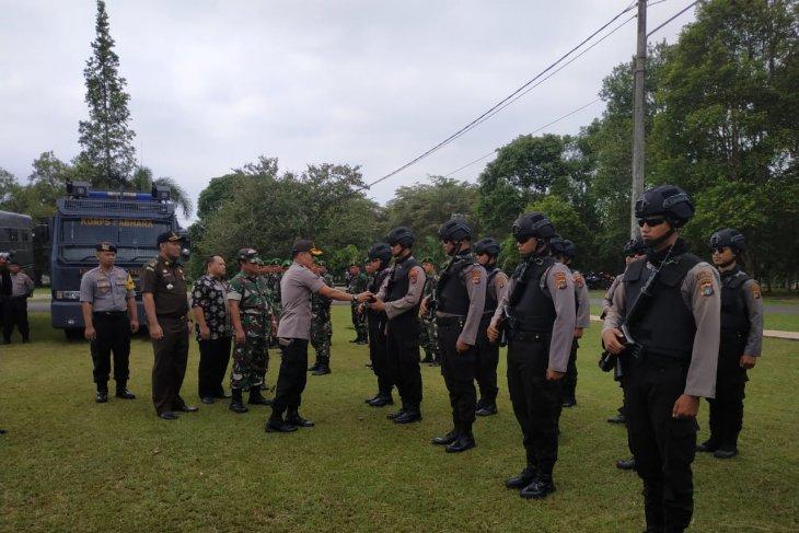 Polres Bangka Tengah siapkan 118 personel amankan TPS