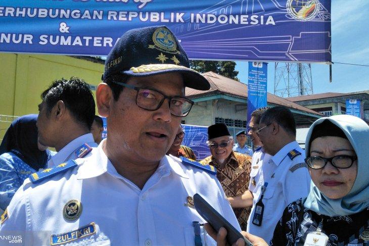 232 kilometers of West Sumatra's railway lines not yet operational