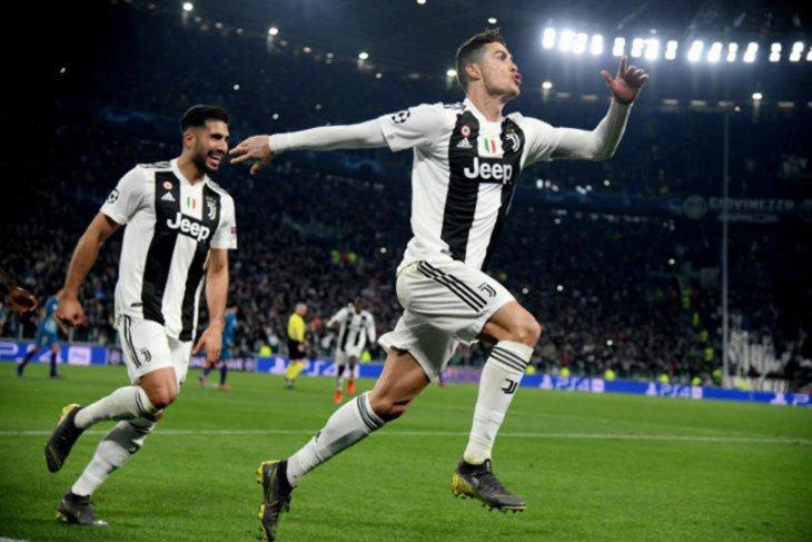 Ronaldo dipastikan bugar untuk menghadapi Ajax
