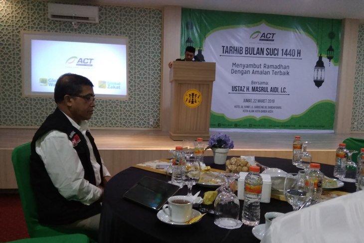 ACT Aceh Gelar Silaturrahim ke Mitra Sambut Ramadhan Tahun Ini