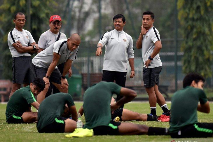 Tim nasional U-23 Indonesia ingin menang atas Vietnam