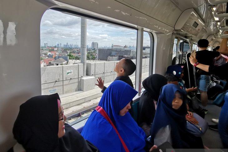 MRT Jakarta siapkan kuota 80.000 orang