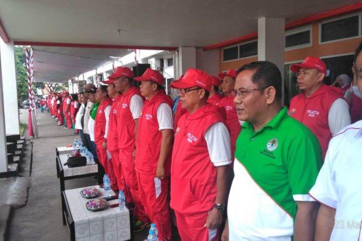 163 atlet Jambi masuk Pelatda Pra PON