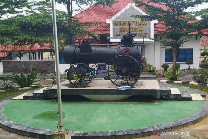 Kunjungan wisawatan Museum Timah Indonesia berkurang