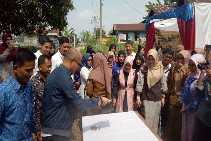 Pertamina EP Jambi Field selenggarakan pelatihan batik teknik cap