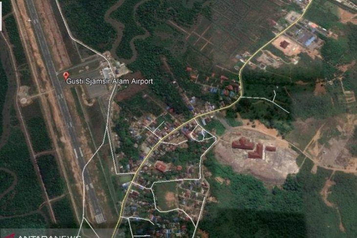 DPRD Kotabaru desak pemerintah kembangkan Bandara Stagen