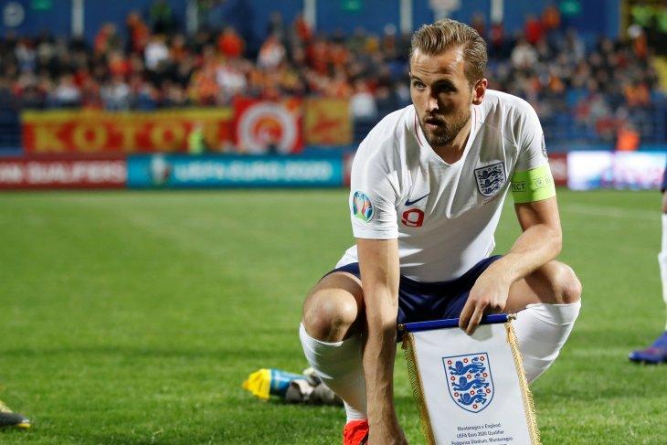 Bawa timnas ke Semifinal Piala Dunia 2018, Hary Kane dianugerahi gelar kebangsawaan Inggris