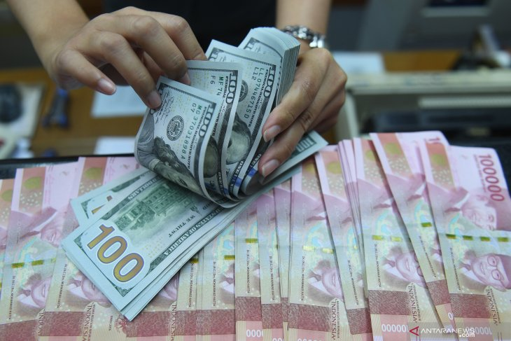 Rupiah can potentially tumble amid correction in regional currencies